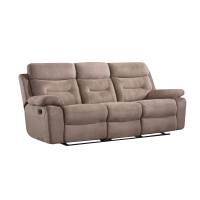 Commodity Sofá Reclinable / 2926A SOFA / Microfibra