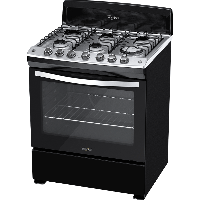 Whirlpool Cocina / LWF5050B01 / 6 quemadores