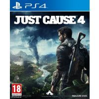 SQUARE ENIX Just Case 4  PS4 / JUSTC4JGO / Accion y Aventura