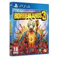 Take 2 Borderlands 3 / BDRLNDPS4 / Tiradores