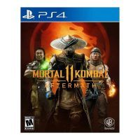 Sony Video juego / MORTAL KOMBAT AFTERMATH   / PS4