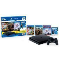 Sony Consola PS4 + Mega Pack 6 / 3004188RSK / 1 TB