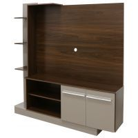 Multimoveis Modulo para TV / 2473CAFE  / Mdf