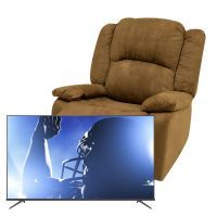 "TCL - Commodity / 55P8MI73012-91CH /  Televisor 55"" + Sillón reclinable"
