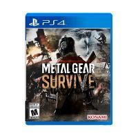 Sony Metal Gear Survive PS4 / METARGEAR / Tiradores