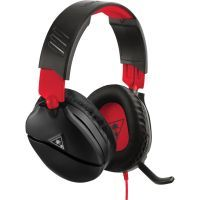 Turtle Beach Audífonos Gaming  70NSW   TBS801001  Rojo